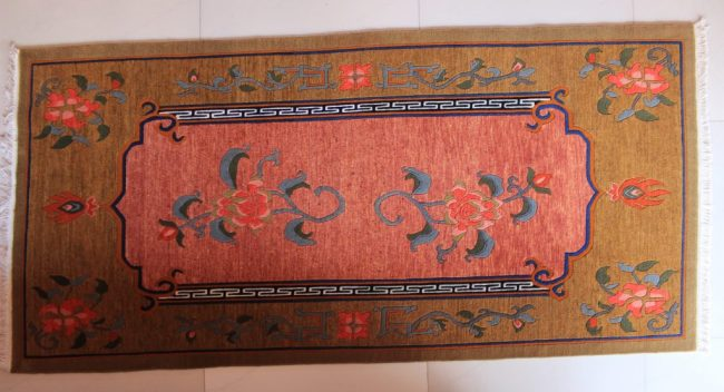Tibetan Flower Rug