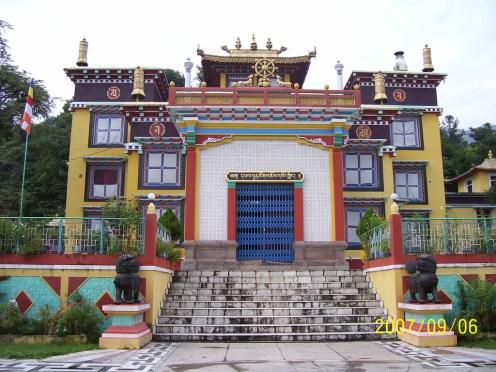 Khampagar Monastery