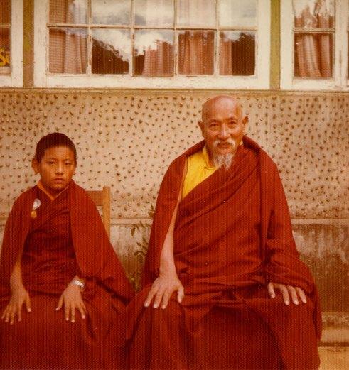 Thuksey Rinpoche