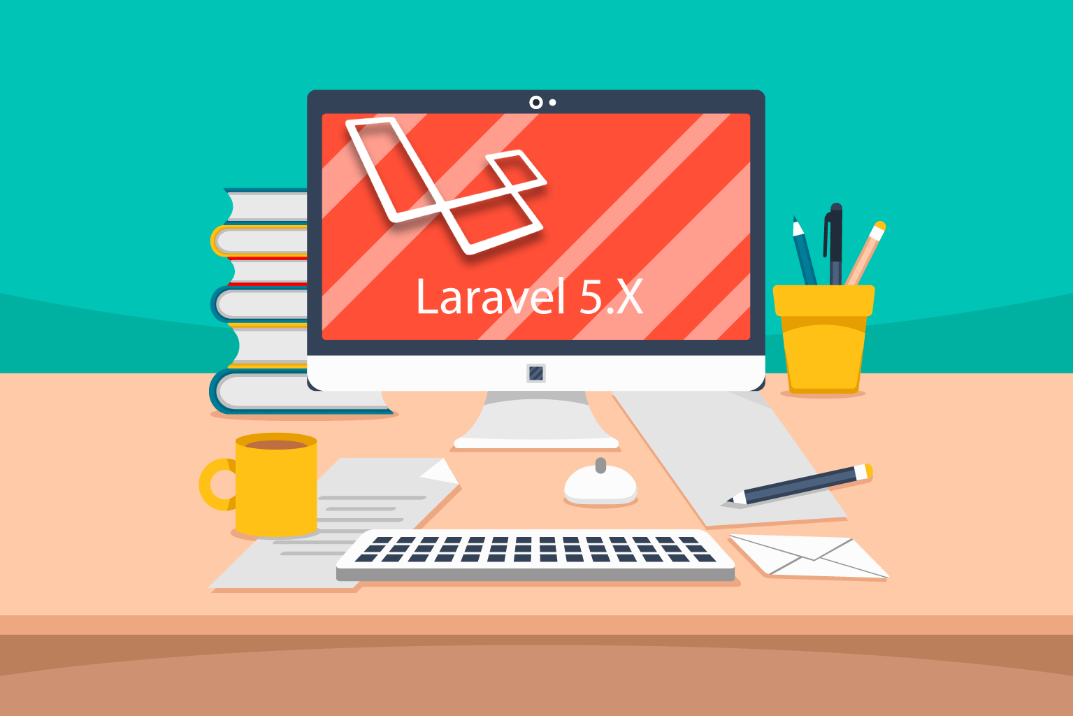 Step by step Laravel guide from scratch with projects