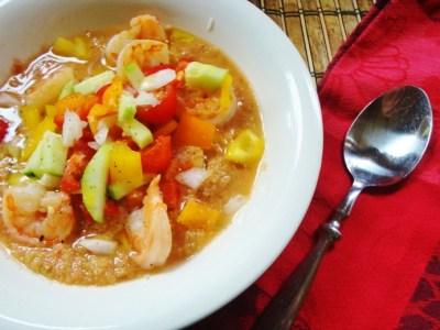 Gazpacho from Shalavee.com