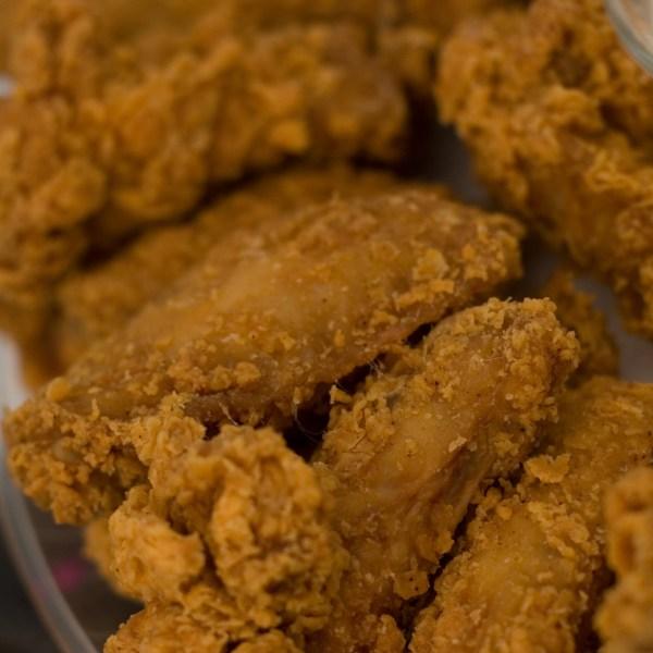 Fried Chickeny Goodness