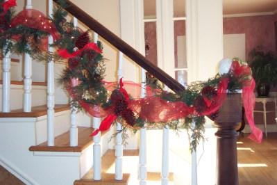 Bannister Christmas
