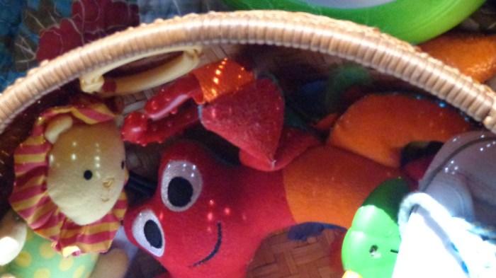 happy crabby