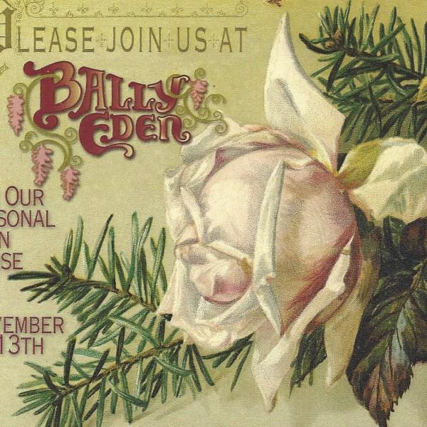 Open House at Bally Eden