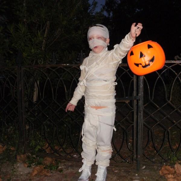 My Kid's Halloween Costumes Through the Years