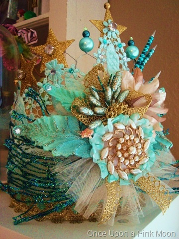 crown with blue from Pinterest page post on Shalavee.com
