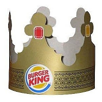 burger king crown from Shalavee.com