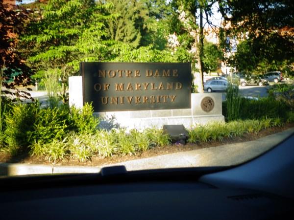 Notre Dame of Maryland University from Blog U on Shalavee.com