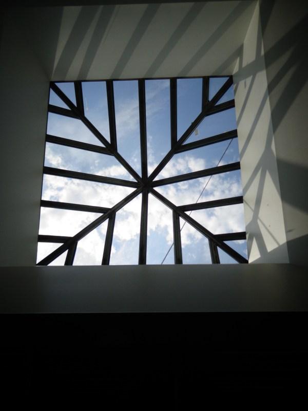 skylight in Easton Maryland architecture on Shalvee.com