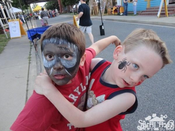 Eamon and Noah