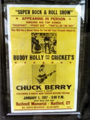 Original vintage  #ChuckBerry poster from Summerfestive on Shalavee.com