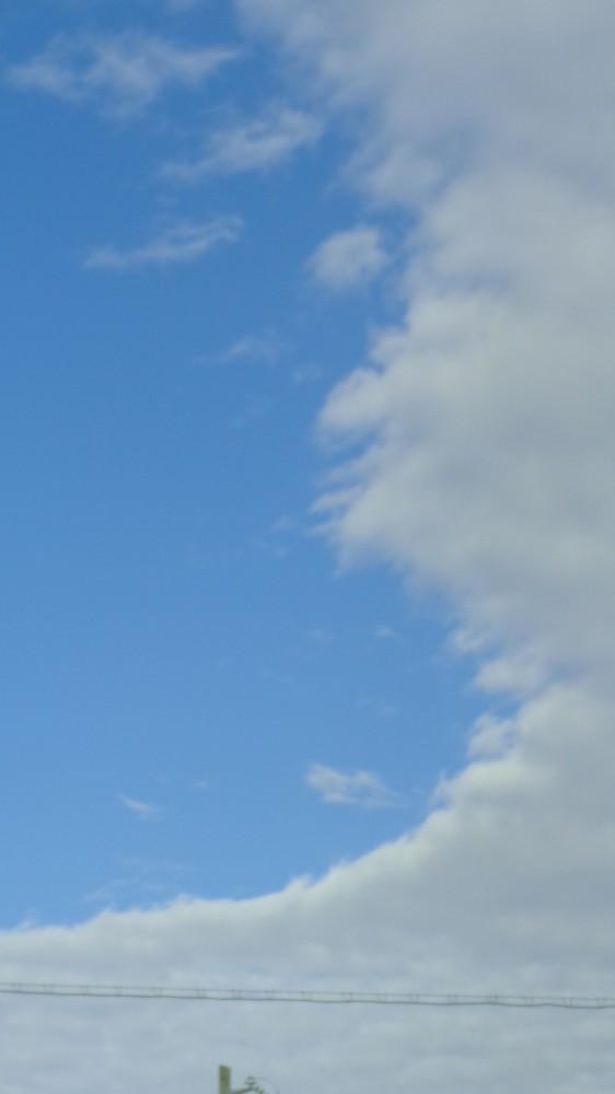 odd sky from Blue Huesday on Shalavee.com