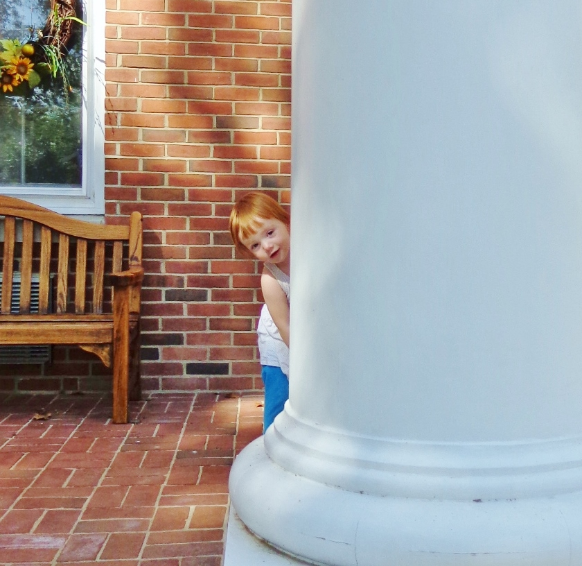 peek a boo at the courthouse in Denton, MD on Shalavee.com
