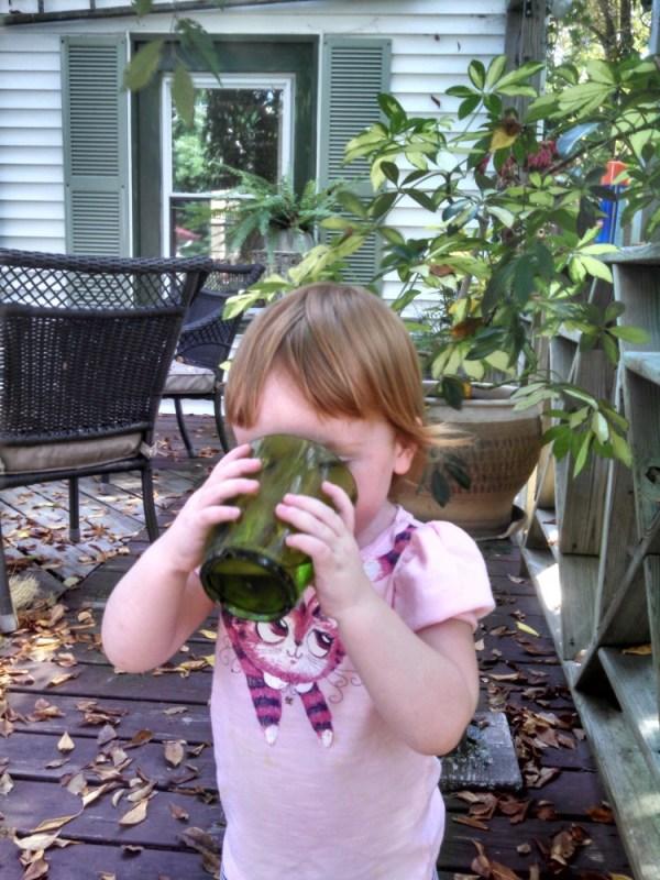 Fiona's backwash on spilled milk on shalavee.com