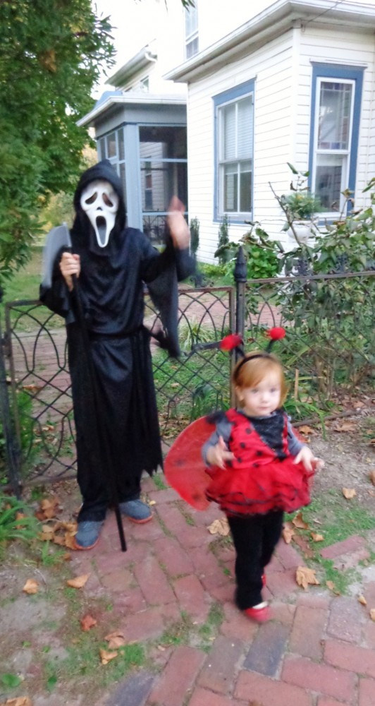 trick or treating on shalavee.com