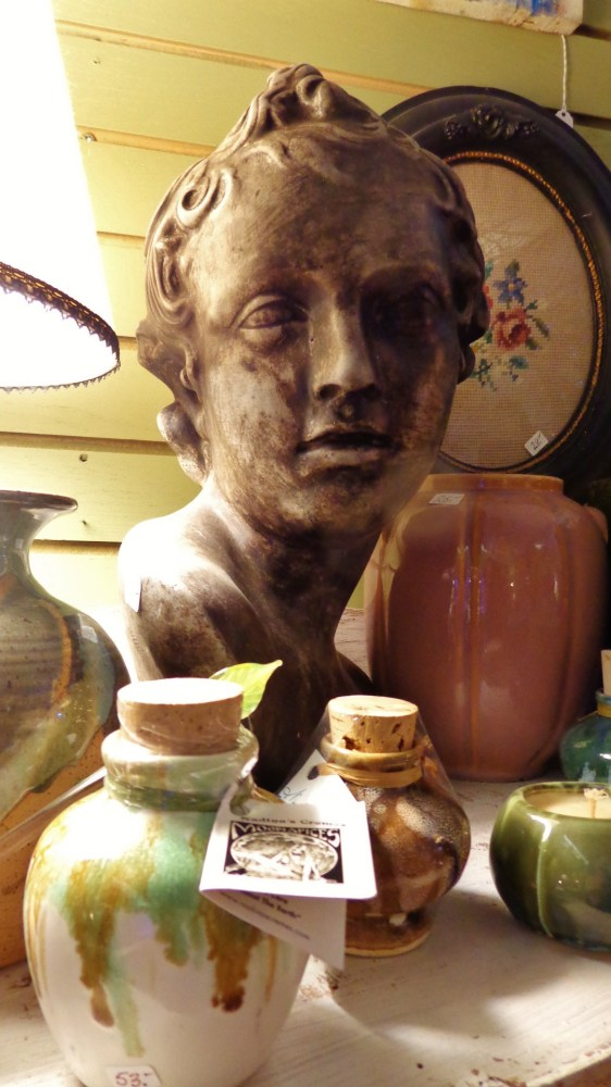 Bust at Moonvine on Shalavee.com