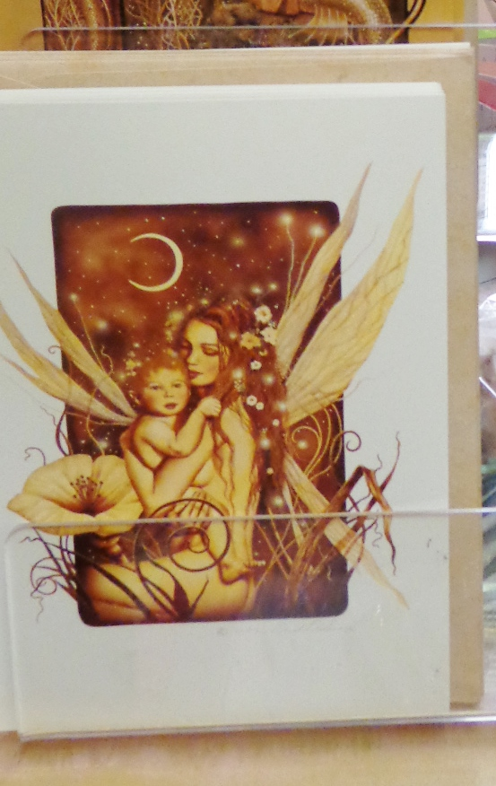 Fairy cards at Moonvine on Shalavee.com