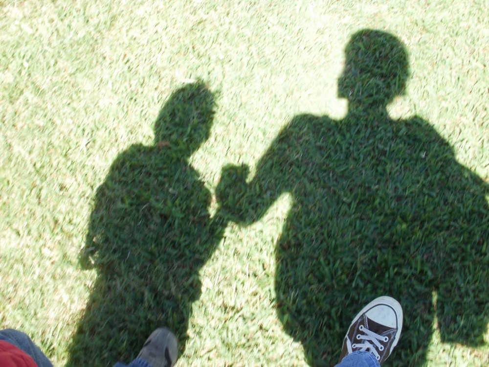 me and my shadow man from Shalavee.com