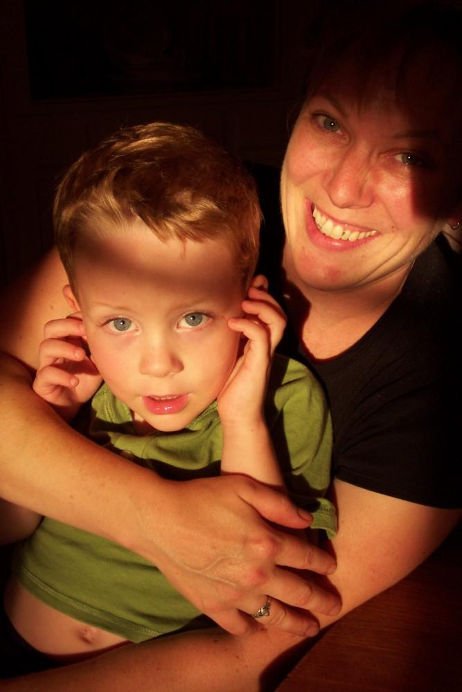 Eamon and I on Shalavee.com