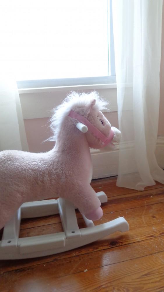 rocking horse on Shalavee.com