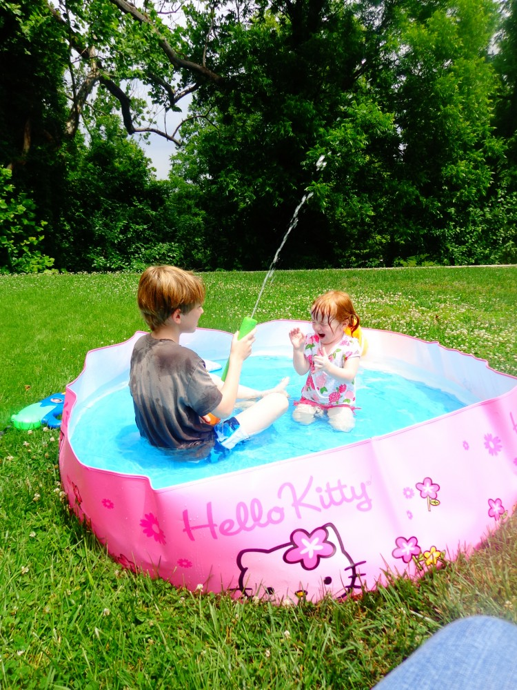 hello kitty pool fun from Shalavee.com