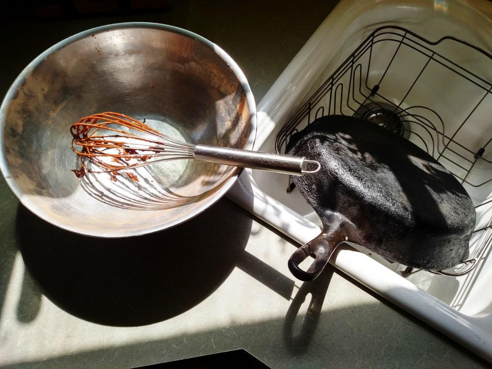 hard work dishes on Shalavee.com