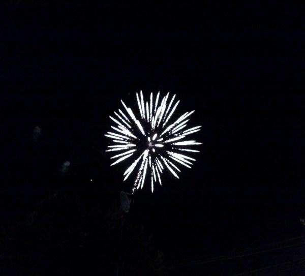 Fireworks at Summerfest on Shalavee.com
