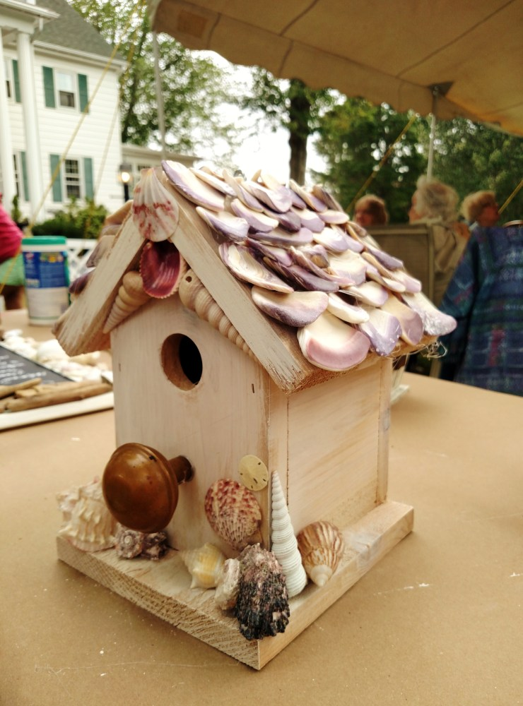 Habitat birdhouse on Shalavee.com
