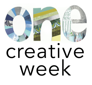One Creative Week
