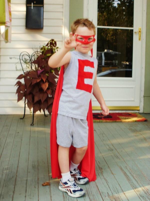 Superhero Origins on Shalavee.com