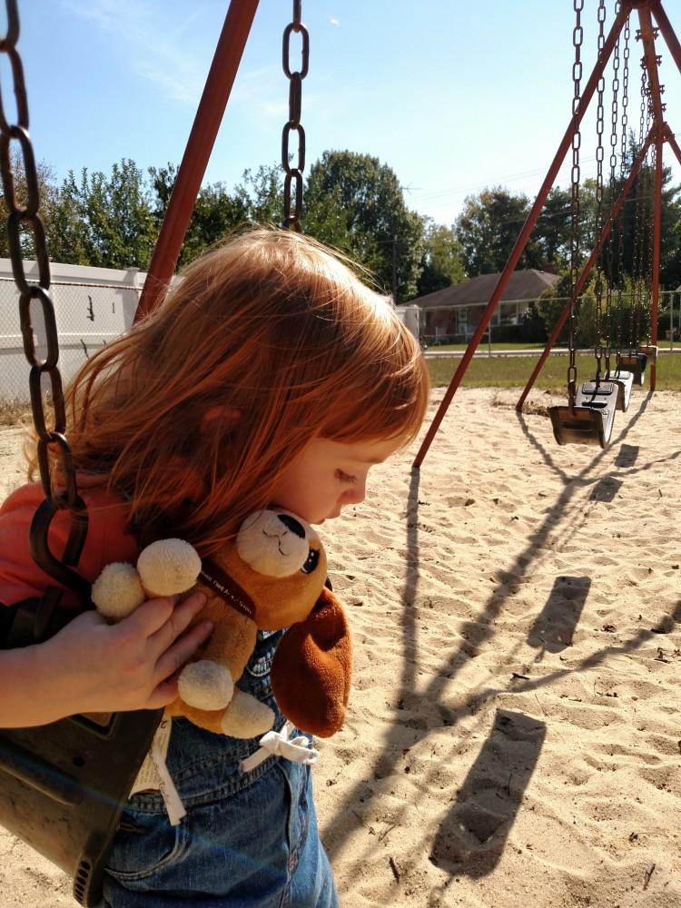 On the playground on Shalavee.com
