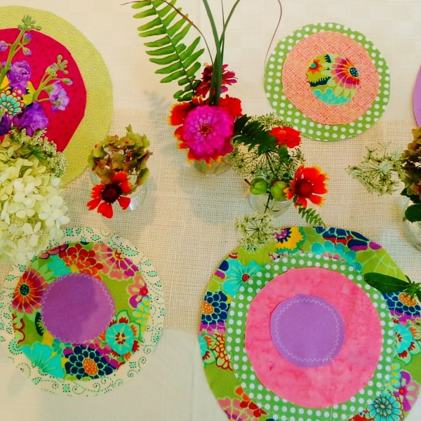 Suzani Table Top Design from Shalavee.com