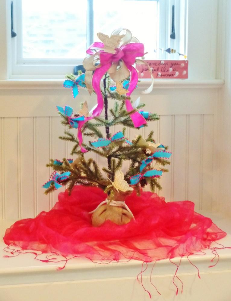 Christmas decorations for a client on shalavee.com