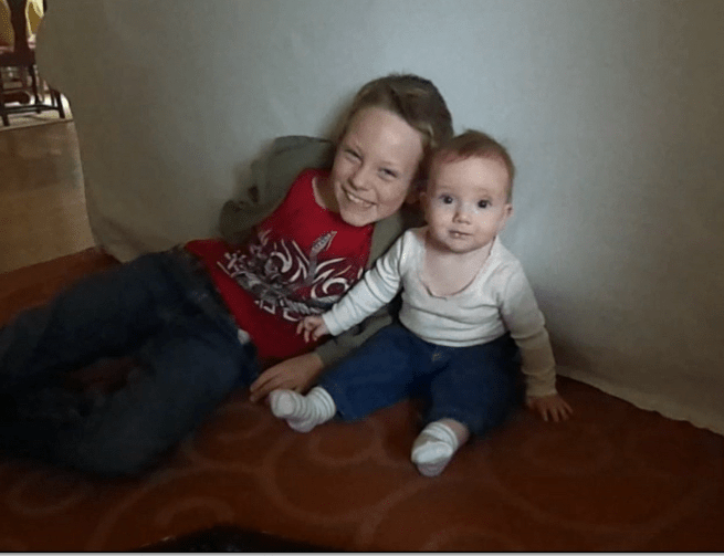 Fiona and Eamon Dec '13