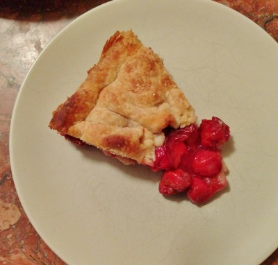 Rose's cherry pie on Shalavee.com