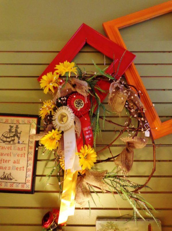 custom wreaths at Moonvine on SHalavee.com