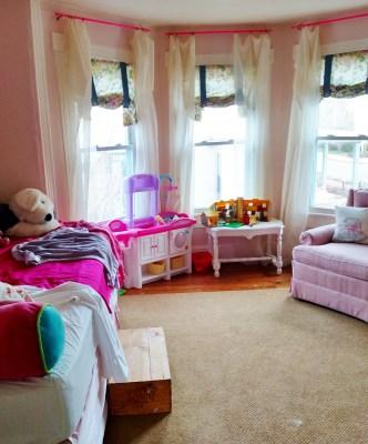 Fiona's room on Shalavee.com
