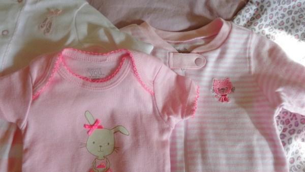 kitty and bunny baby girl clothing on Shalavee.com