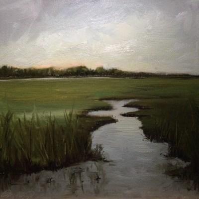 Megan Gray Painting on Shalavee.com