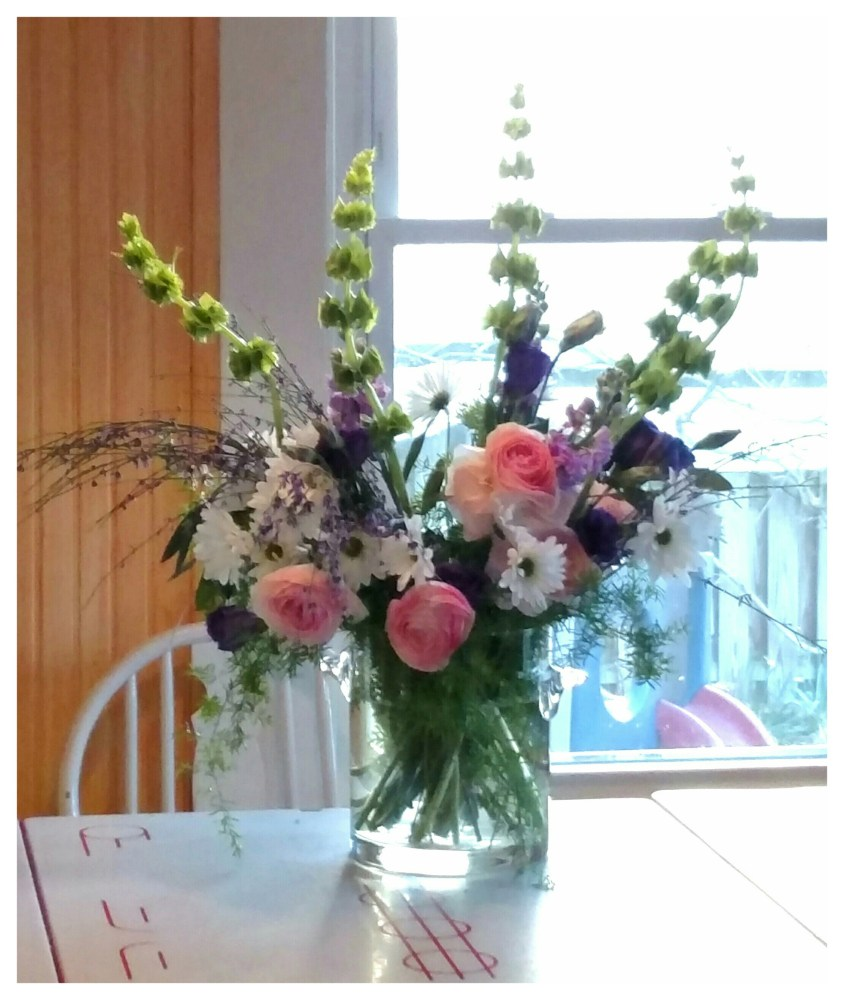 birthday flowers on Shalavee.com