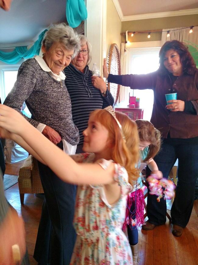 Fiona's Moana Themed Fifth Birthday Party on Shalavee.com