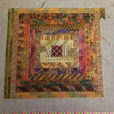 Judy Edison's needlework