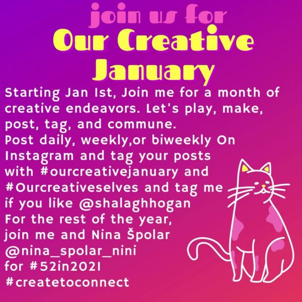 Our Creative January Challenge for 2021