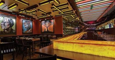 Peli Peli Houston Texas Restaurant