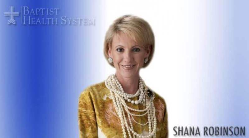 Shana Robinson Baptist Healthy Solutions