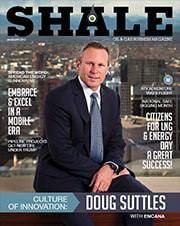 SHALE March April 2017 Doug Suttles Encana 180x226