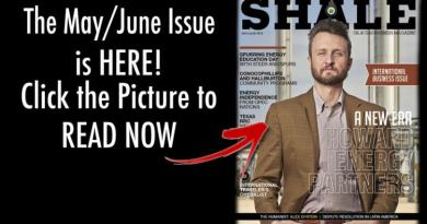 Brandon Seale President Howard Energy Mexico - SHALE Website Featured Photo May June 2016