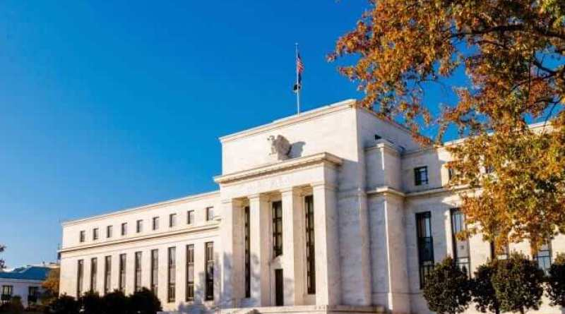 Federal Reserve Building, Washington DC, USA - Central Bankers Flying High on Debt Fuel - Thomas Tunstall Ph.D.