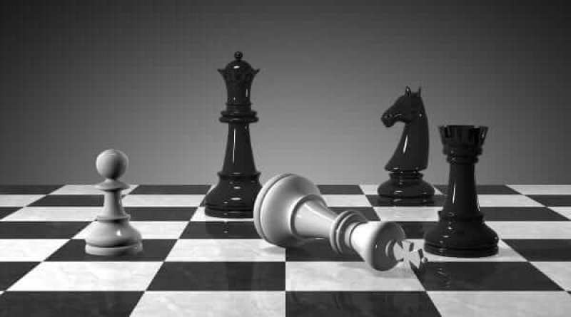 checkmate in chess www-scf.usc.edu - U.S. LNG Markets Under Siege by Dr. Thomas Tunstall